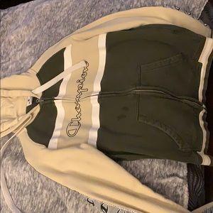 Champion jacket medium size worn 2 times